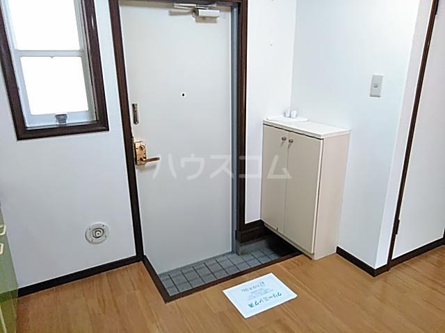 ストークハイツ中田 00202号室の玄関