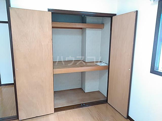 ストークハイツ中田 00202号室の収納