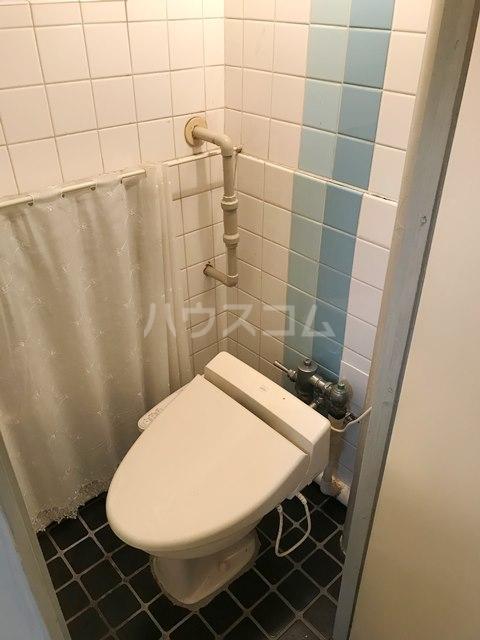 公社久米川駅東住宅23号棟 302号室の風呂
