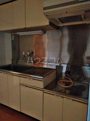 クレールマンションノグチ 303号室のキッチン