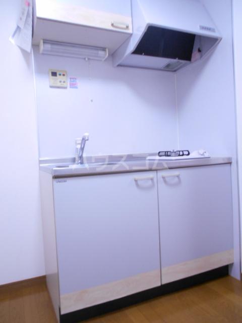 南風荘 103号室のキッチン