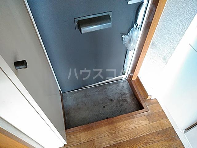 ケイエムハイツ 201号室の玄関