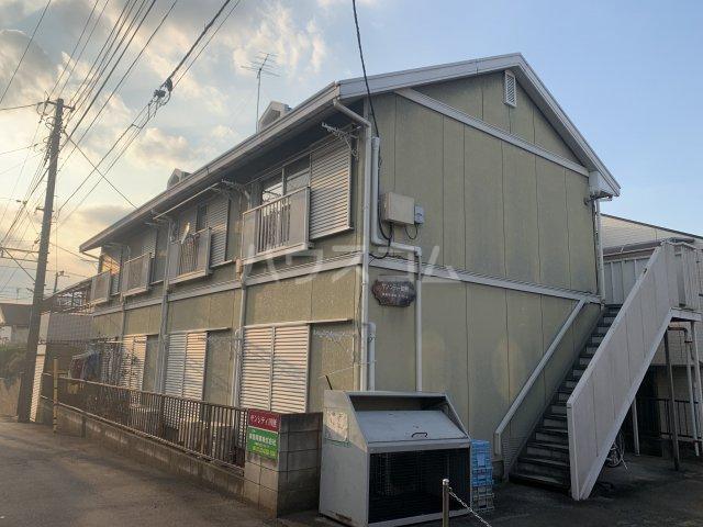 サンシティー田無外観写真