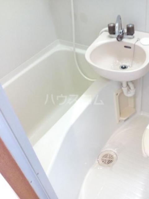 フォレスト保谷 303号室の洗面所