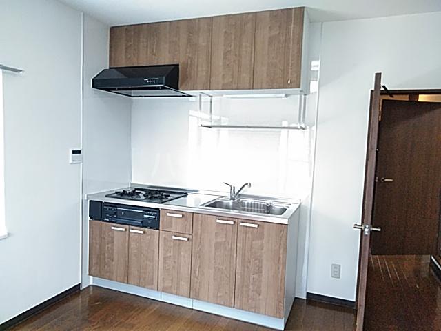 グランドールヤマト 00301号室のキッチン