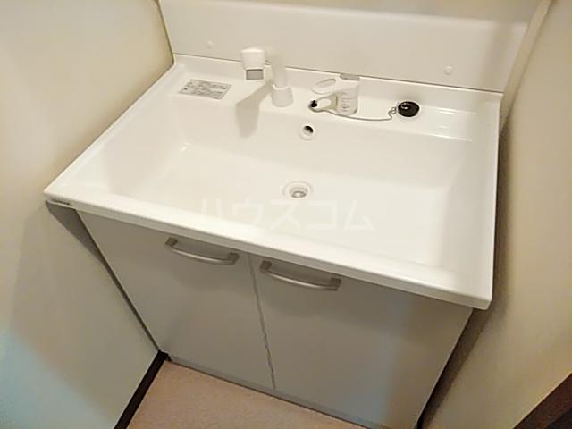 グランドールヤマト 00301号室の洗面所