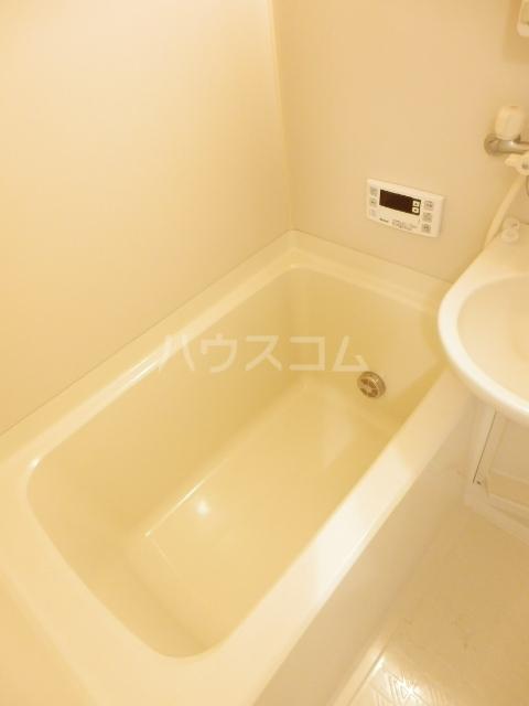 プティシャトレJIS 00302号室の風呂