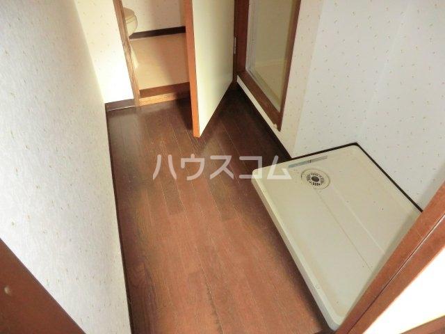 プティシャトレJIS 00302号室の収納