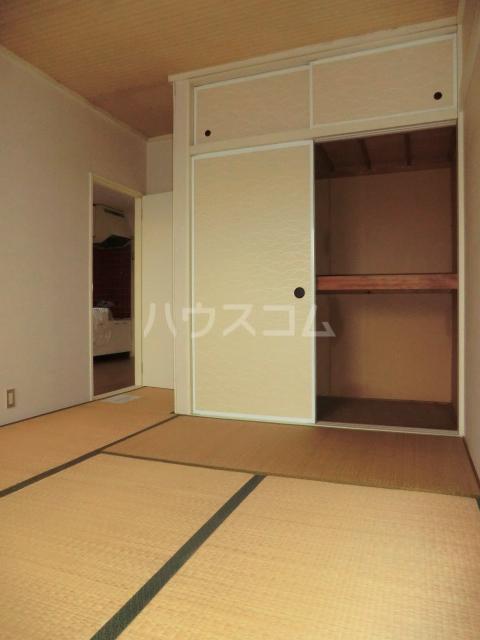 エレガンスハイムA 00202号室の収納