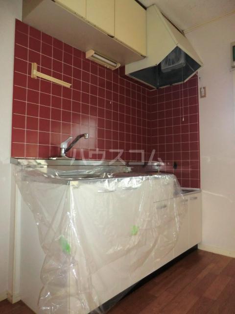 エレガンスハイムA 00202号室のキッチン