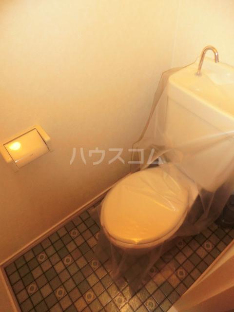 エレガンスハイムA 00202号室のトイレ