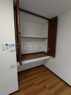 コーポ紗菜 102号室の収納