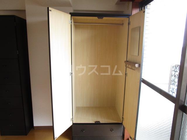 シンセリティ津田 403号室の収納