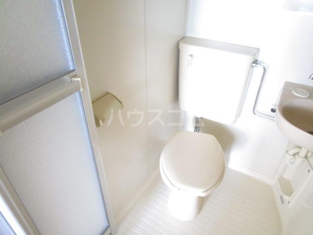 シンセリティ津田 403号室のトイレ