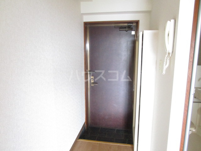 シンセリティ津田 403号室の玄関