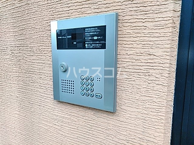 アベニール 00302号室のセキュリティ