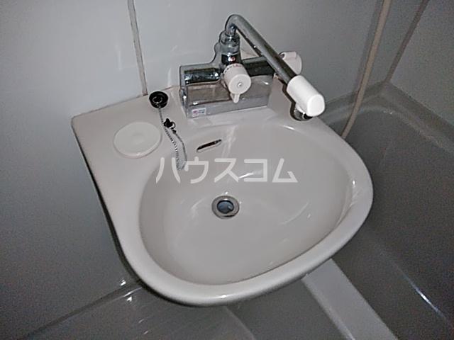 アベニール 00302号室の洗面所