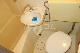 コーポK 301号室の風呂