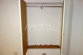 コーポK 301号室の収納