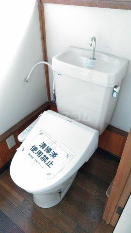 ユタカハイツのトイレ