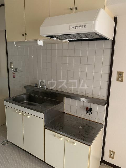 メゾンブランシュ 302号室のキッチン