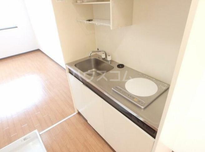 フルーレ国分寺 201号室のキッチン