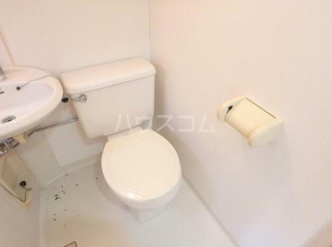 フルーレ国分寺 201号室のトイレ