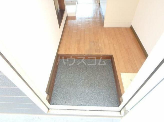 フルーレ国分寺 201号室の玄関