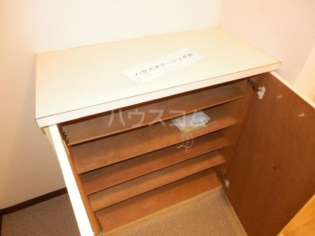 サンライズマンション 00106号室の収納
