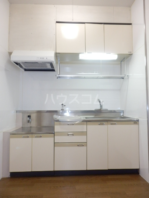 サンライズマンション 00106号室のキッチン
