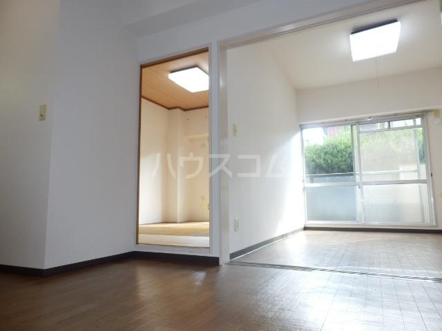 サンライズマンション 00106号室のベッドルーム