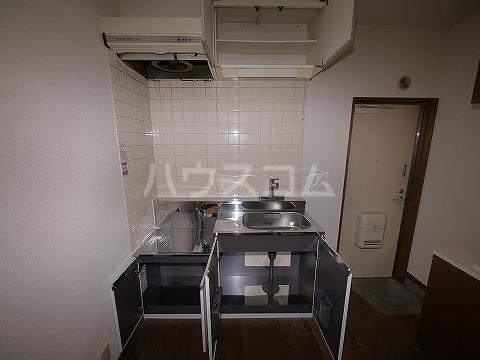 パリワール 102号室のキッチン
