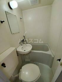BELL FIVE 203号室の風呂