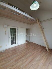 BELL FIVE 203号室の収納