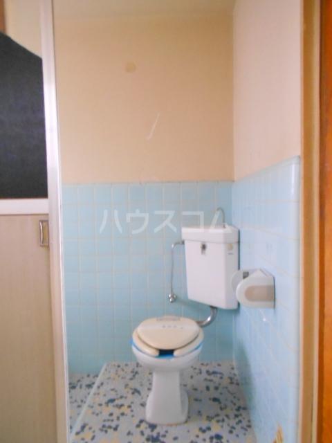 南町ハウス 102号室のトイレ