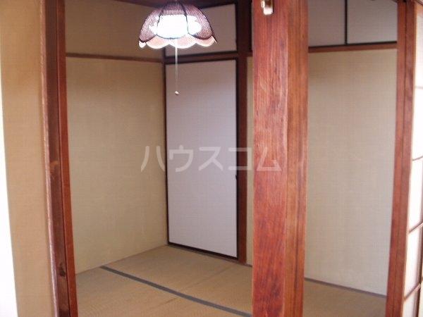 山梨マンション 1-A号室のベッドルーム
