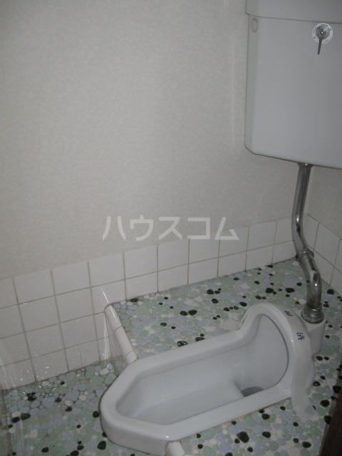 小吹ハイツ 202号室のトイレ