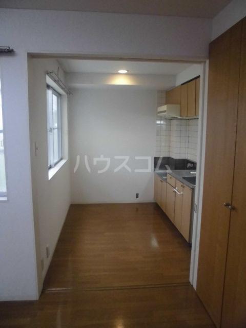 N-CASA 301号室の洗面所