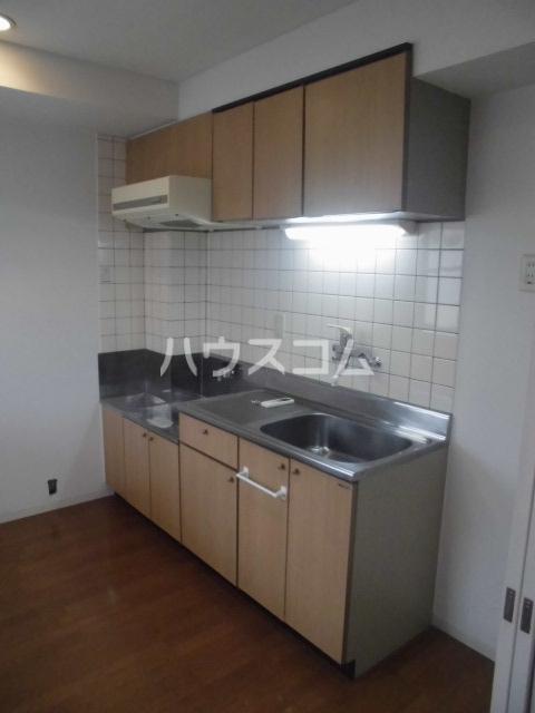 N-CASA 301号室のキッチン
