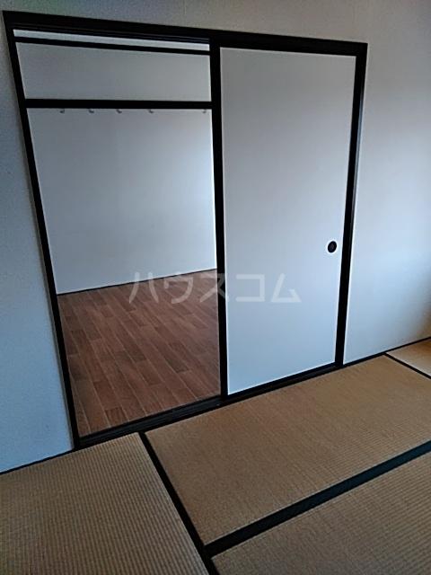 コンシェール押切B 201号室の居室
