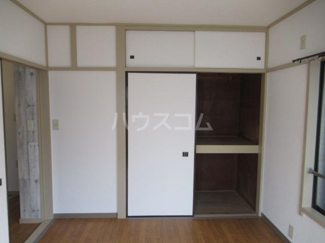 林ビル 202号室の収納