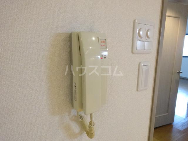 クレセントメゾンドール 202号室のセキュリティ