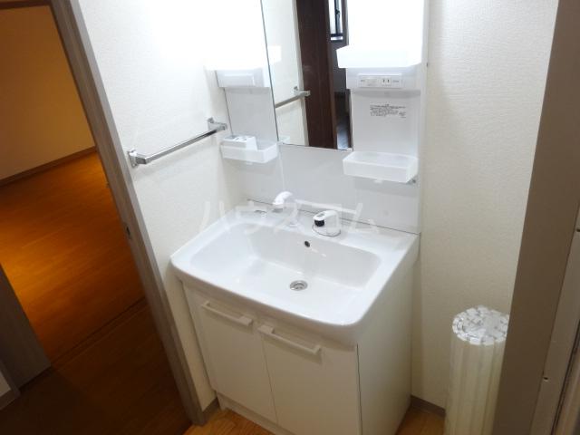 クレセントメゾンドール 202号室の洗面所