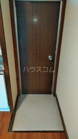 村田ハイツ(みたけ台) 202号室の玄関