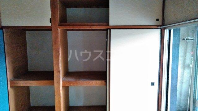 村田ハイツ(みたけ台) 202号室の収納