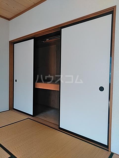 パクス塚本 B201号室の収納
