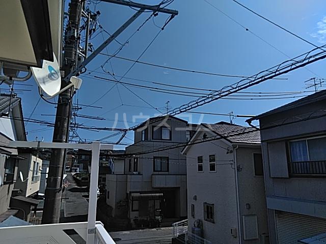 パクス塚本 B201号室の景色