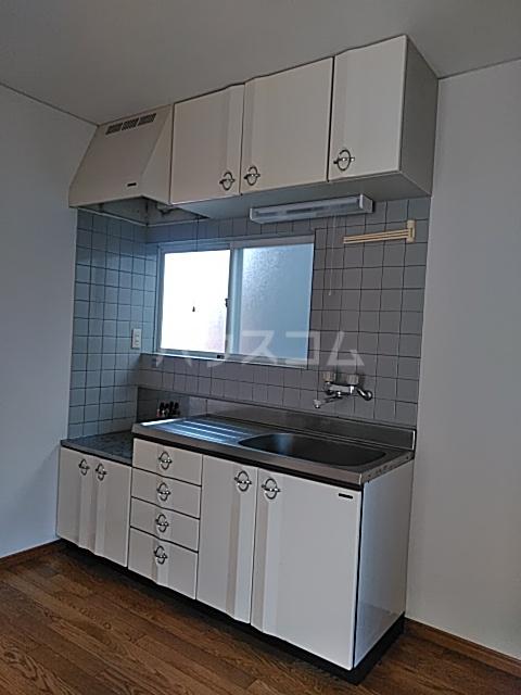 パクス塚本 B201号室のキッチン