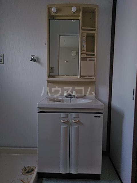 パクス塚本 B201号室の洗面所