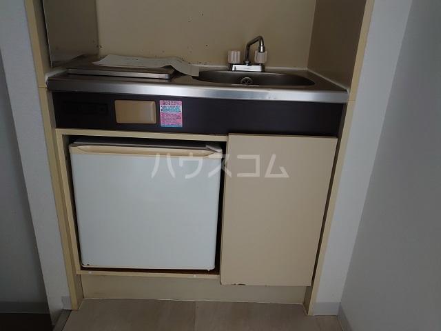 青葉台FineSquare 2G号室のキッチン
